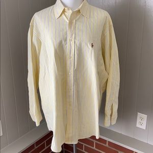 Ralph Lauren Dress shirt size 18 34/35